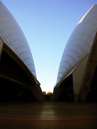 Opera House Autumn 2004 #2