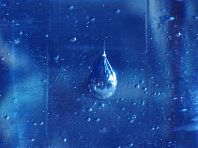 An Ocean Tear