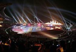 2007 SEA Games Opening Ceremony