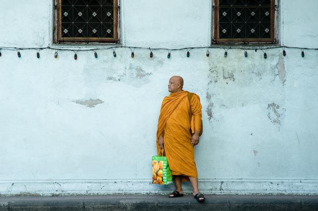Lost Sangha