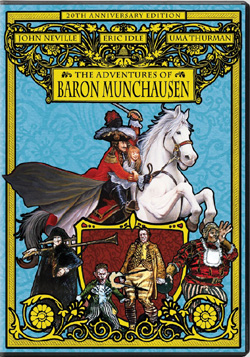 The Adventure of Baron Munchausen 20th Anniversary Edition