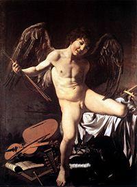 Caravaggio's Amor Vincit Omnia