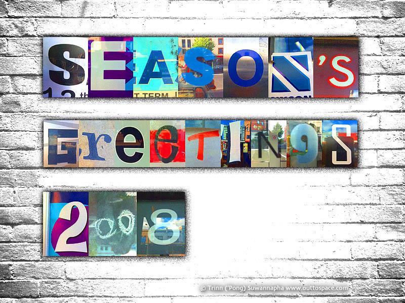 Season's Greeting 2008