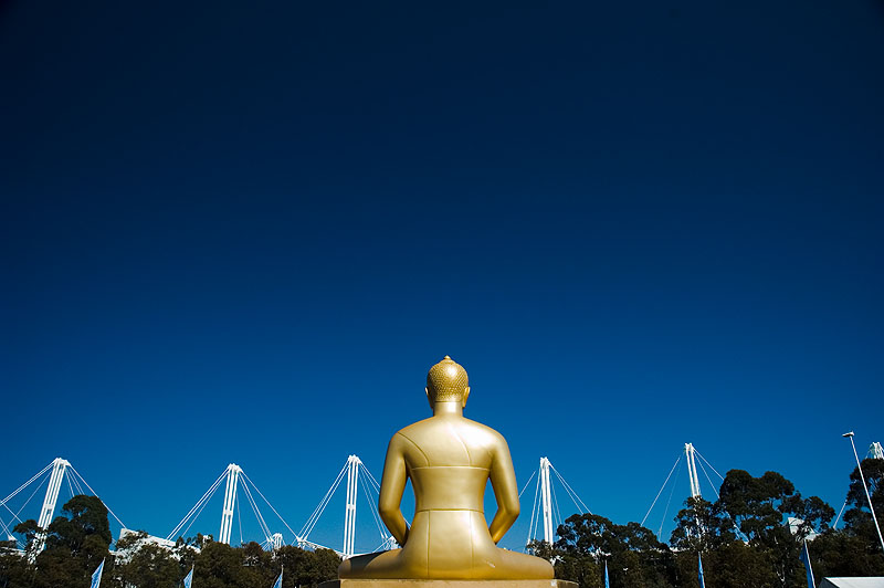 The Main Buddha Image