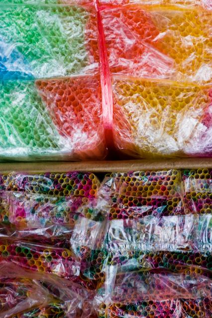 Straw Packs