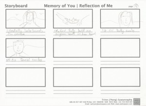 Memory of You | Reflection of Me Storyboard Page 4