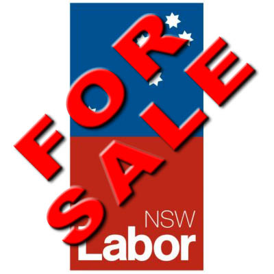 NSW Labor for sale