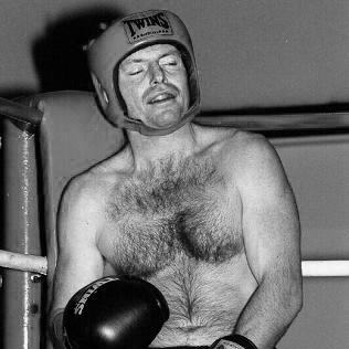Boxer Tony Abbott