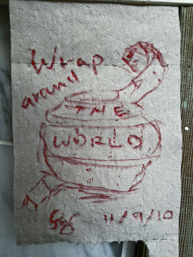 Wrap around the World