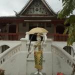 Umbrella Goddess