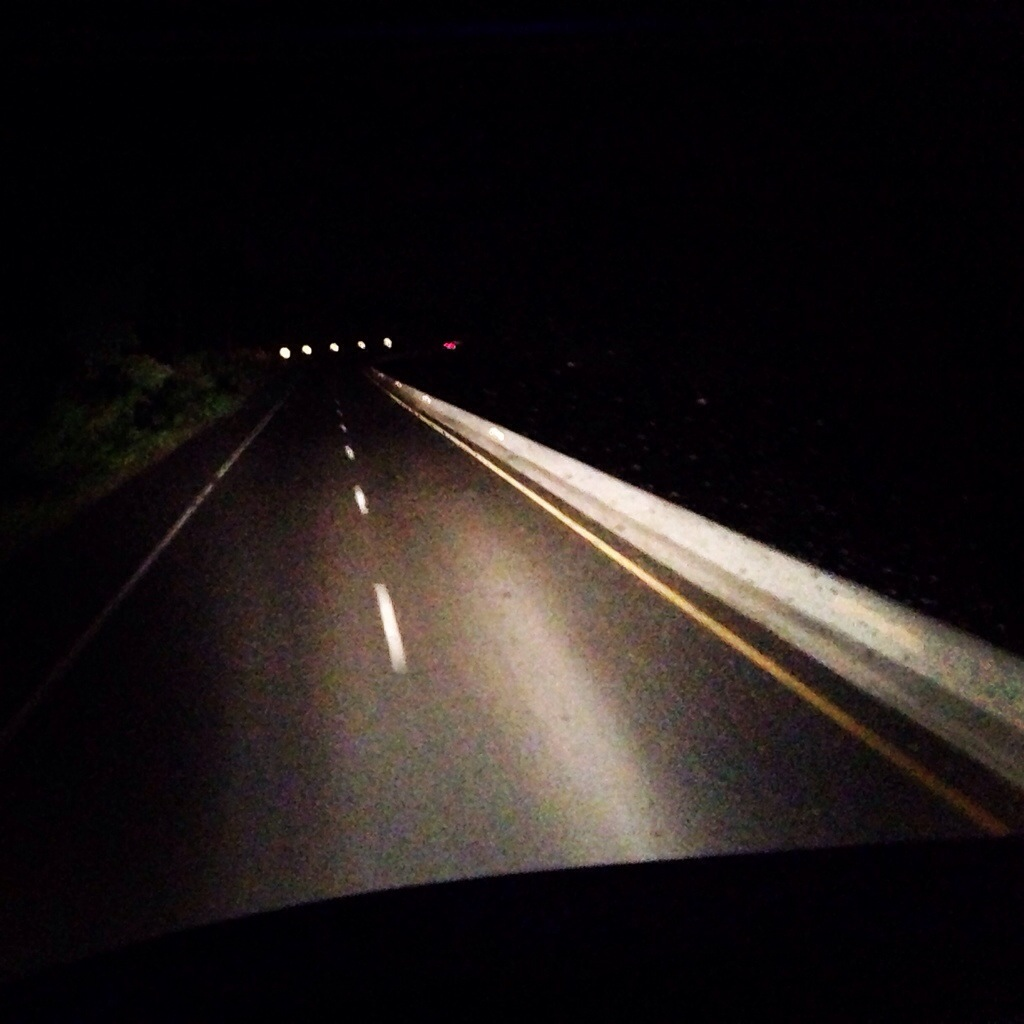 Night Ride from Udon Thani to Phitsanulok