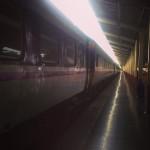 My night Train Ride