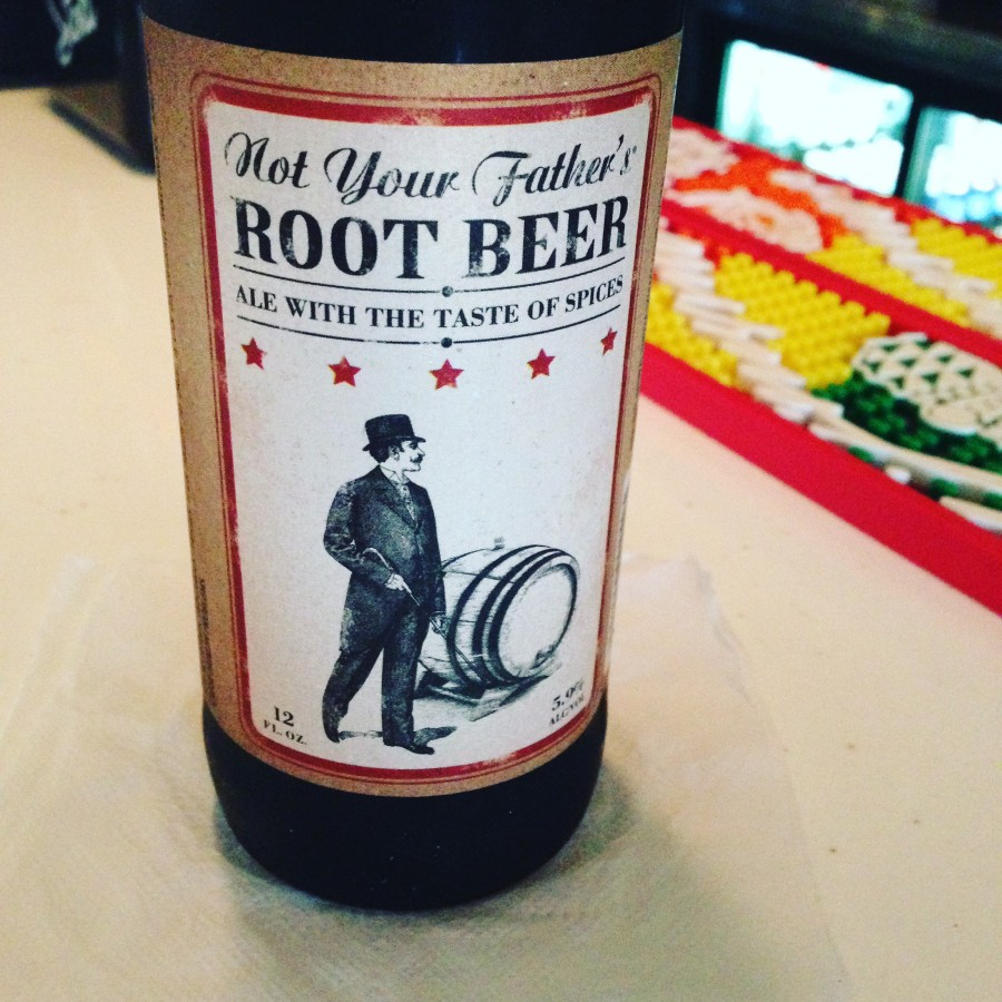 Not your father s root beer