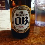 The Premier OB pilsner (Korean)