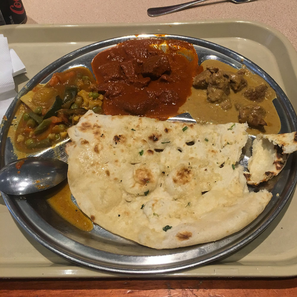 Indian Meal Deal