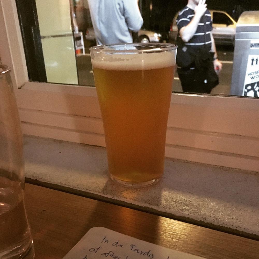 I.G.P. Australian cloudy ale