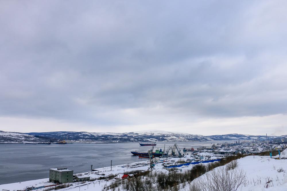 Murmansk Fjord