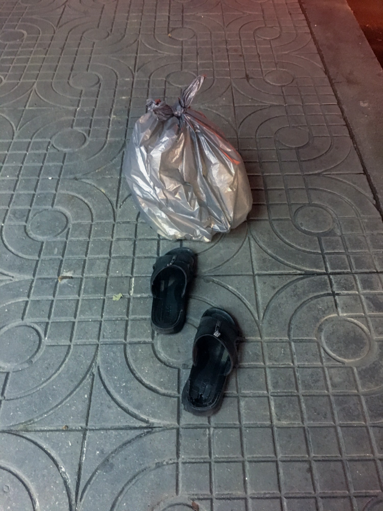 Just Follow the Plastic Bag III