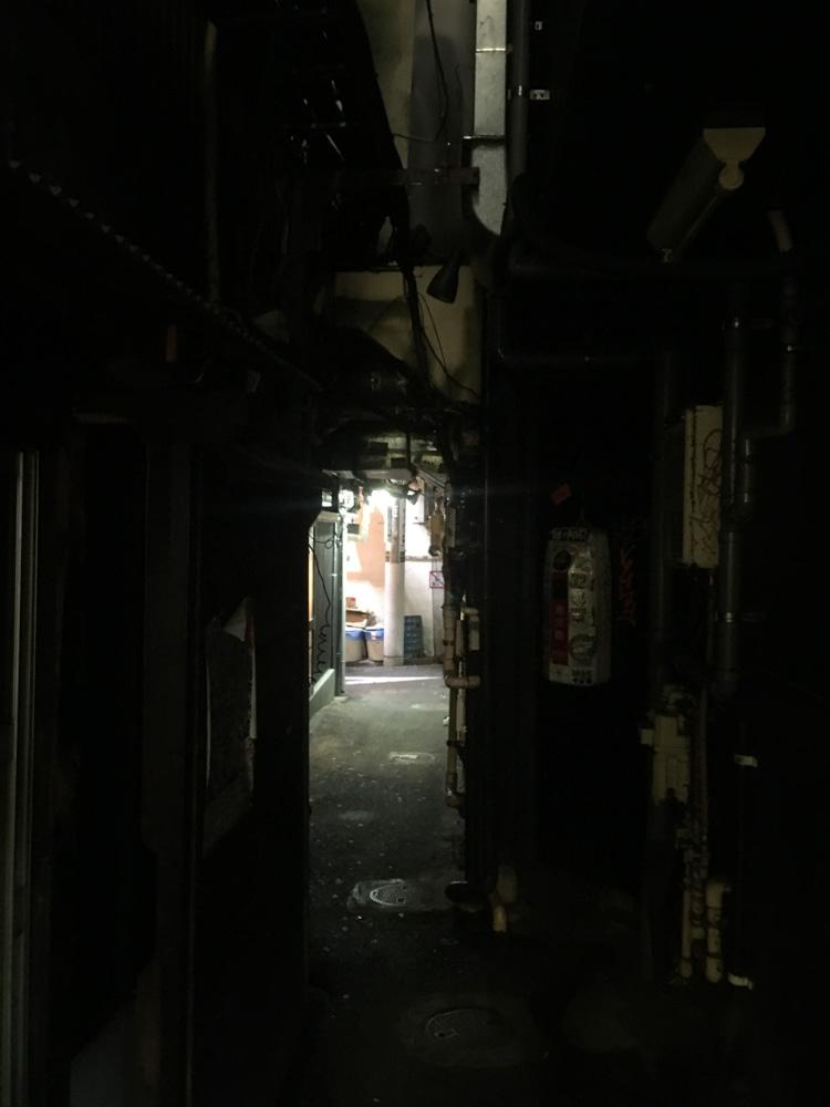 Alley in Omoide Yokocho