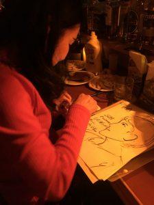Drawing Me