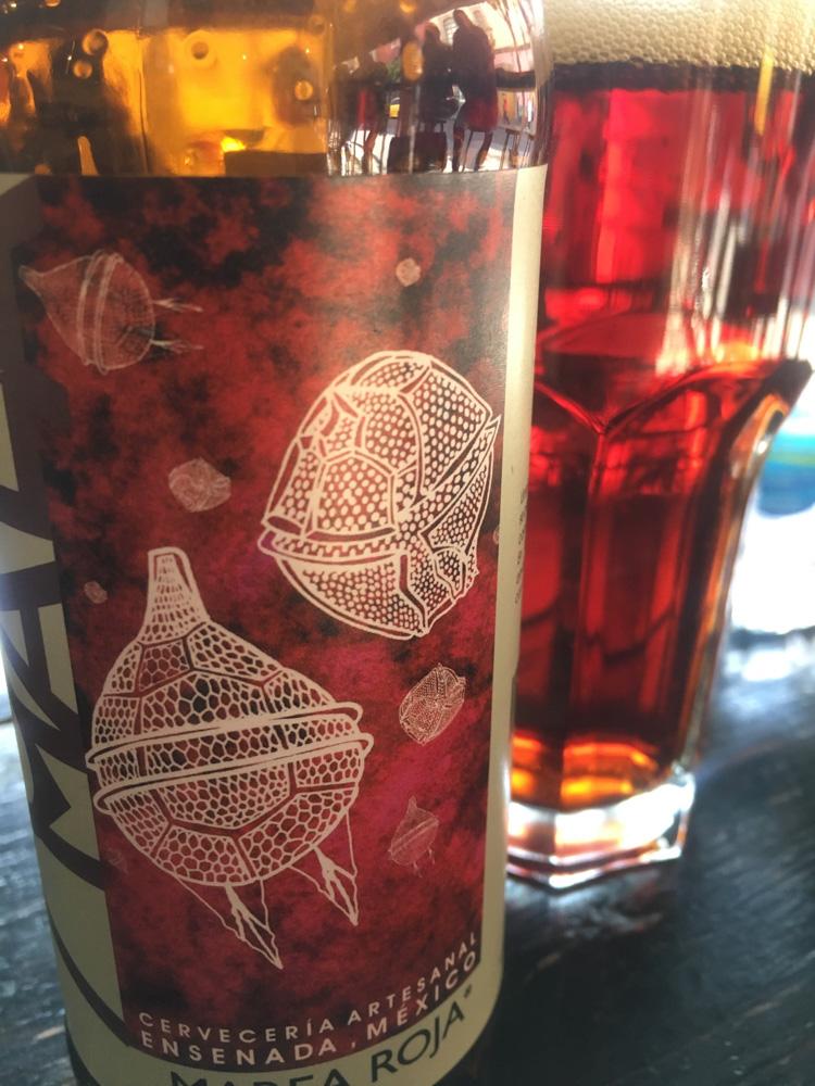 Marea Roja by Cerveceria Agua Mala
