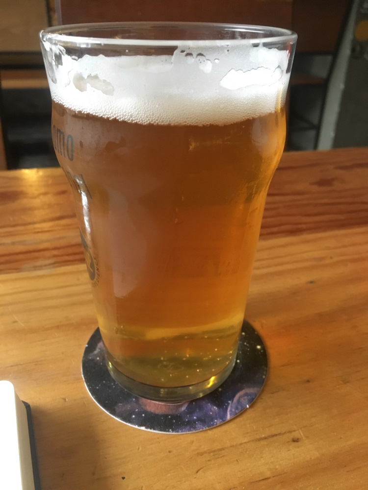 Session IPA by Cervecería Principia