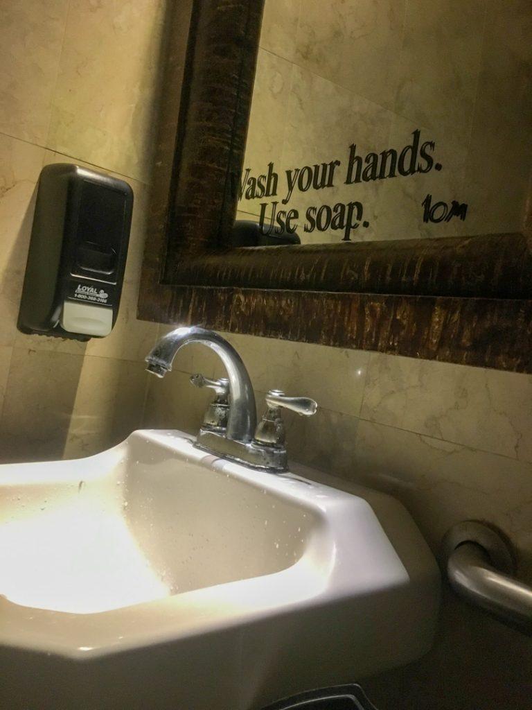 Use Soap