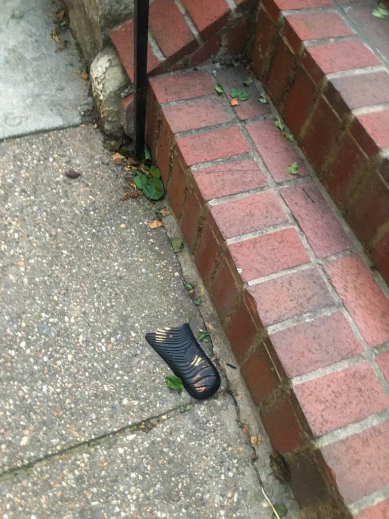 Half a sole