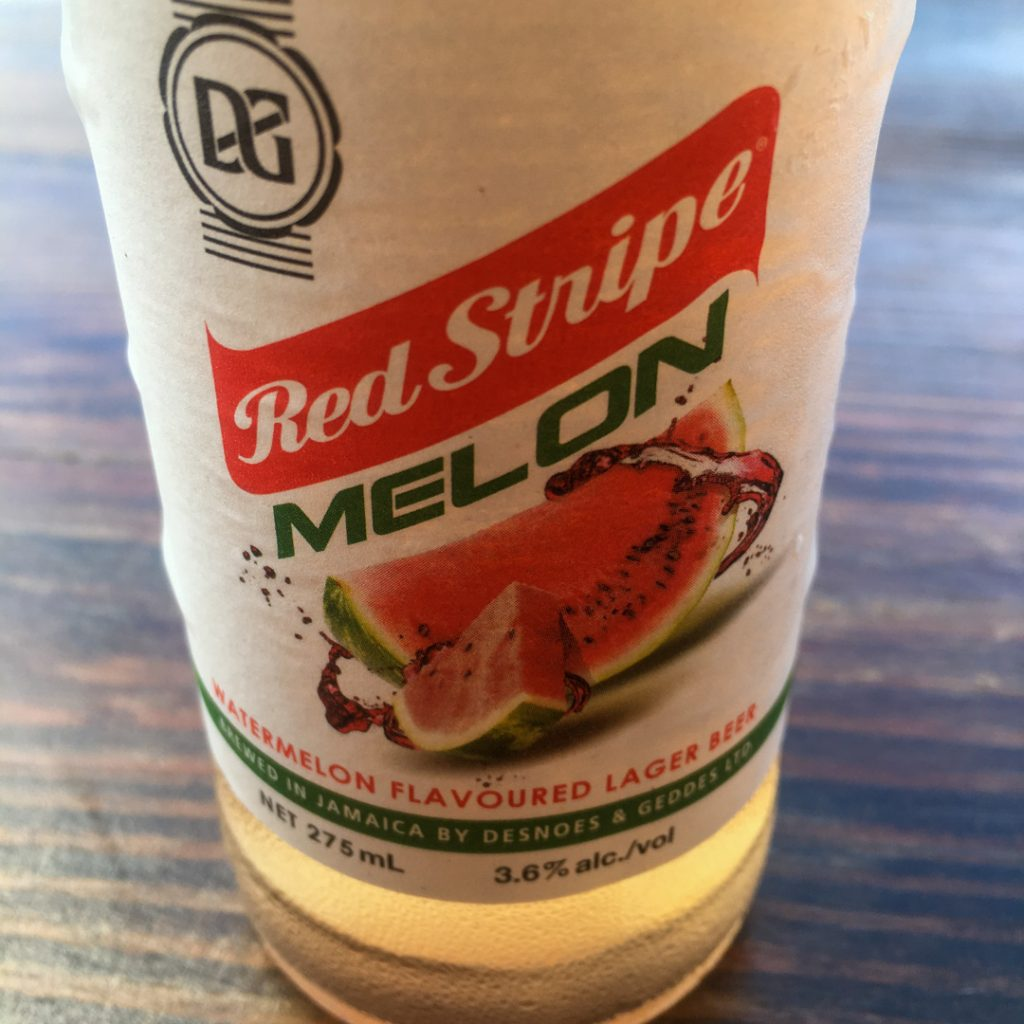 Red Stripe Melon