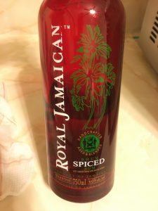 Royal Jamaican: Spiced Rum