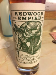 Emerald Giant American Rye Whiskey