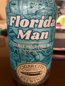 Florida Man Double IPA