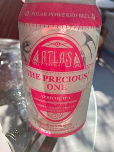 The Precious One Apricot IPA
