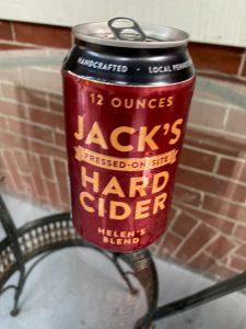 Helen's Blend Cider